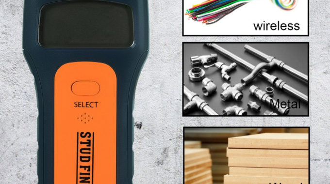 Be Aware of How to Buy And Use The Best in Class Stud Finder