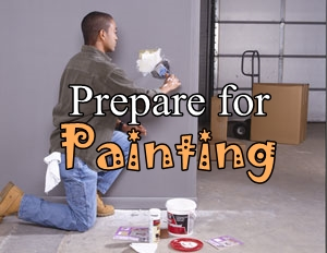How To Prepare For Painting
